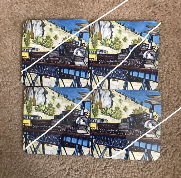 GEORGETOWN LOOP COASTERS[colorado]