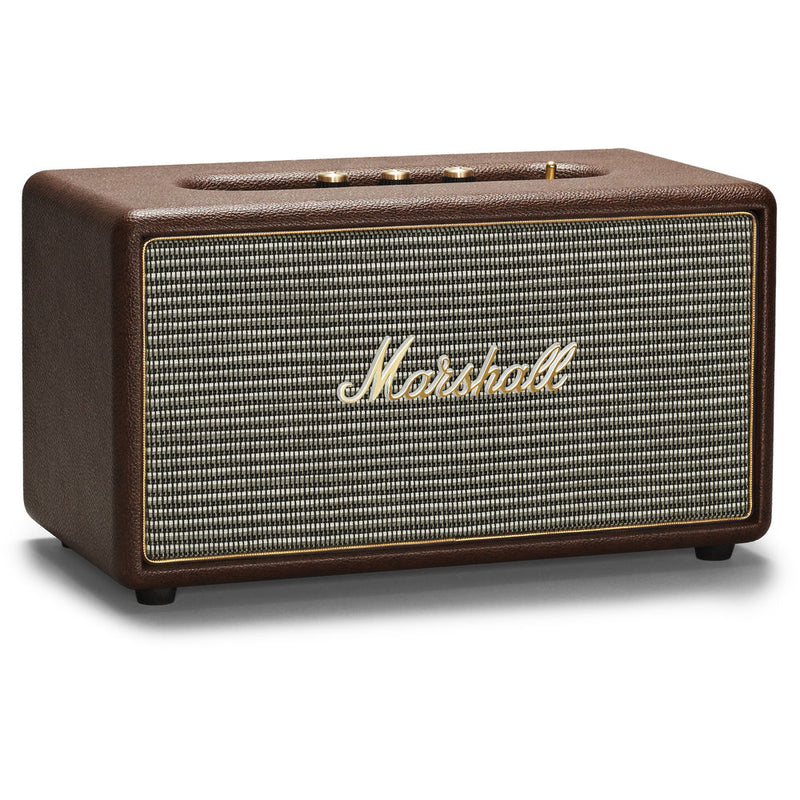 Marshall Stanmore Bluetooth Speaker System (Brown)