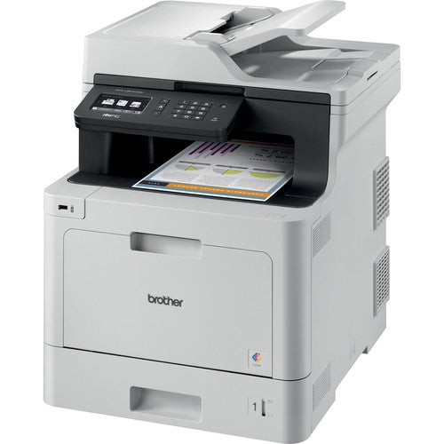 Brother MFC-L8610CDW Business All-in-One Color Laser Printer