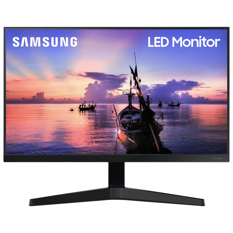 "Samsung 24"" F24T350FHN Full HD LED Monitor (Dark Blue/Gray)"