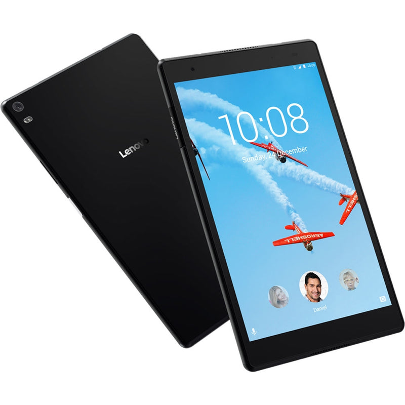 "Lenovo 8"" Tab 4 8 Plus 16GB Tablet (Black)"