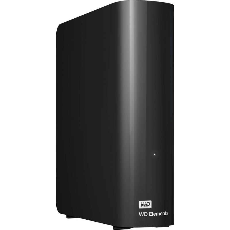 Western Digital Elements 12TB USB 3.0 External Hard Drive (Black)