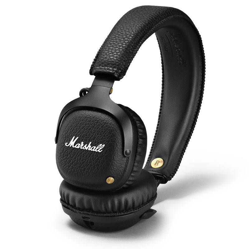 Marshall Mid Bluetooth aptX Headphones (Black)
