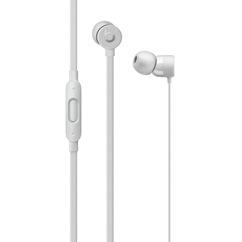 Beats by Dre urBeats3 Earphones with Lightning Connector (Matte Silver)