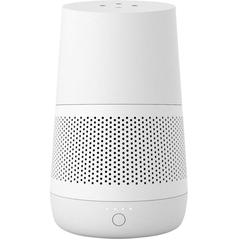 Ninety7 Loft Portable Battery Base for Google Home (Snow)