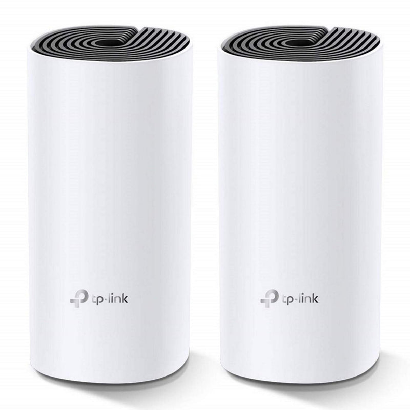 TP-Link Deco M4 AC1200 Whole Home Mesh Wi-Fi Router System - 2 Pack