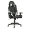 EWin Calling Series Ergonomic Gaming Chair (Black/White)