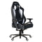 EWin Champion Series Ergonomic Gaming Chair (Black/White)