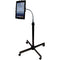 "CTA Digital Height-Adjustable Gooseneck Stand for iPad and 9.7-10.1"" Tablets"