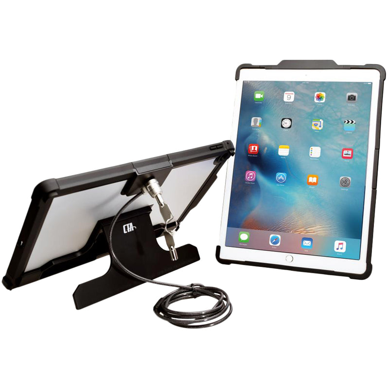 CTA Digital Security Carrying Case with Anti-Theft Cable for iPad Pro 12.9""
