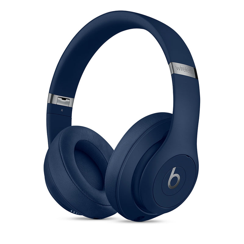 Beats by Dre Studio3 Wireless Over-Ear Headphones (Blue)