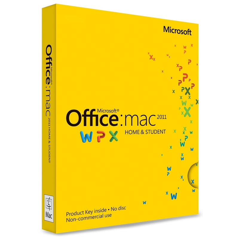 Microsoft Office 2011 for Mac Home and Student - Download
