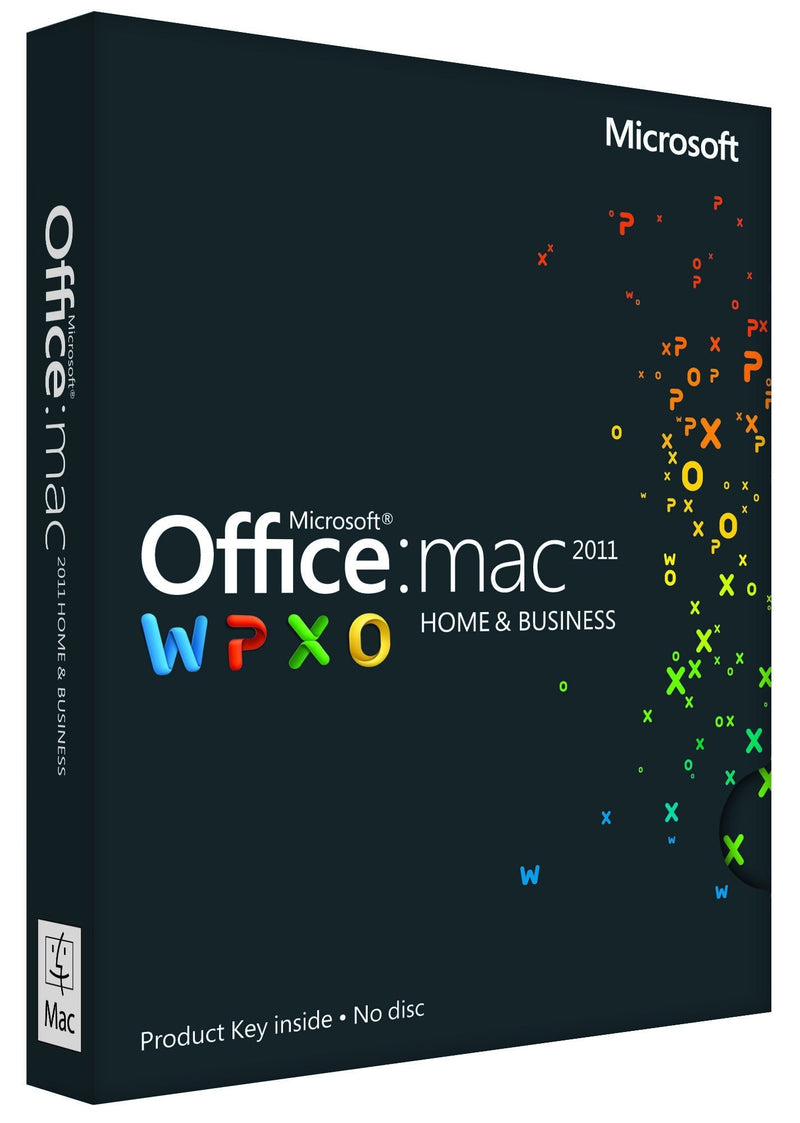 Microsoft Office 2011 for Mac Home and Business - Download