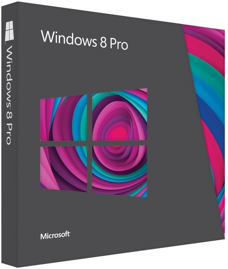Microsoft Windows 8 Professional 64 bit (French) - OEM