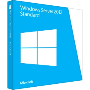Microsoft Windows Server 2012 Standard 64 bit 2 Processor (French) - OEM