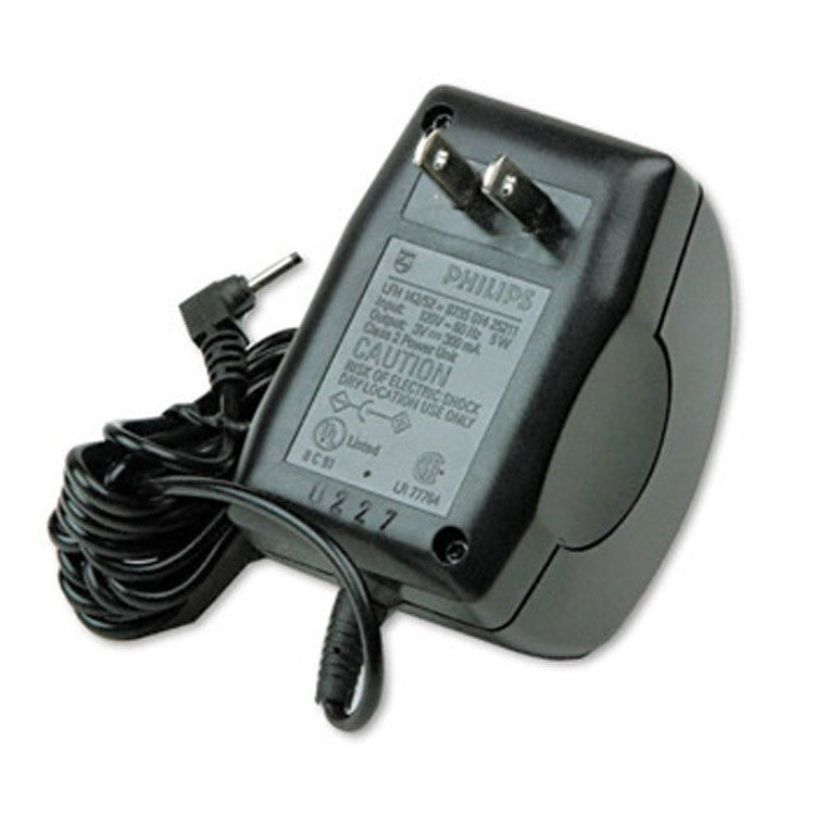 Philips AC Adapter for Pocket Memos 388/488/588