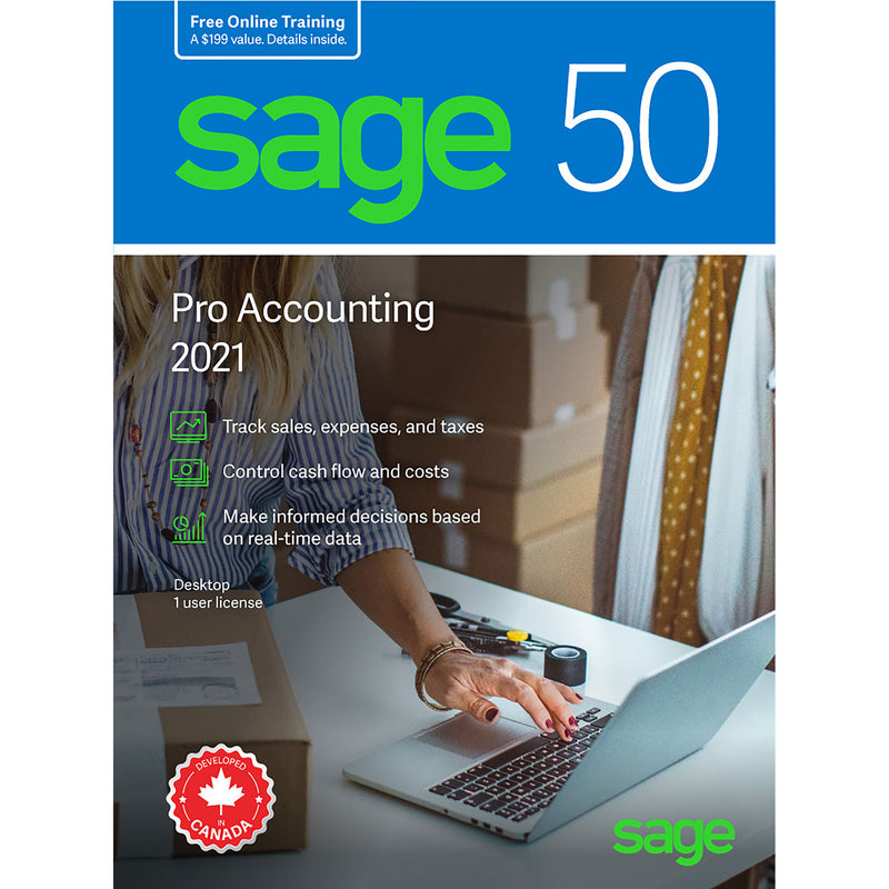 Sage 50 Pro Accounting 2021 - Download