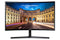 "Samsung 27"" Curved Full HD LED Monitor"