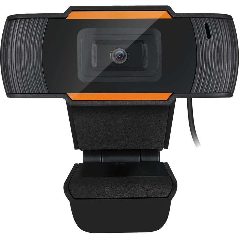 Adesso Cybertrack H2 3MP Webcam with Built-in Microphone