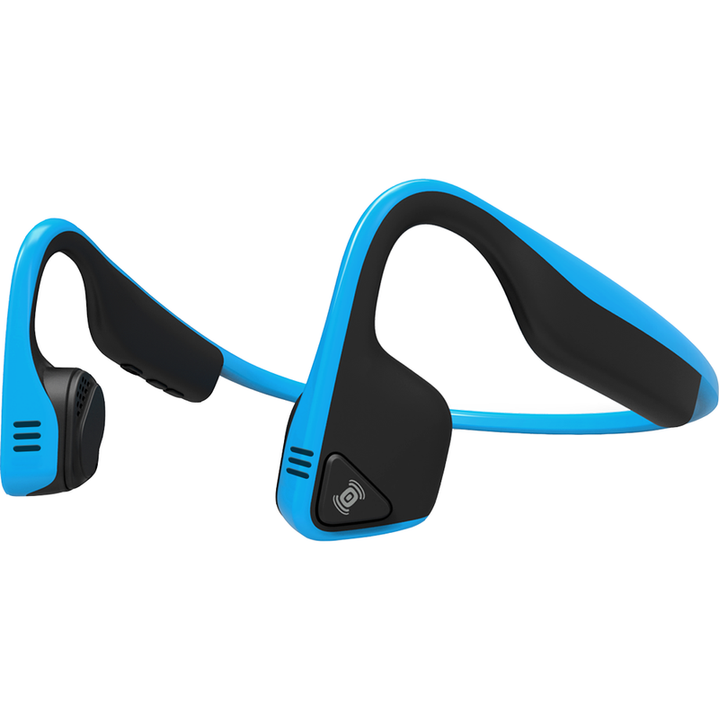Aftershokz Trekz Titanium BT 4.1 Headphone (Ocean Blue)