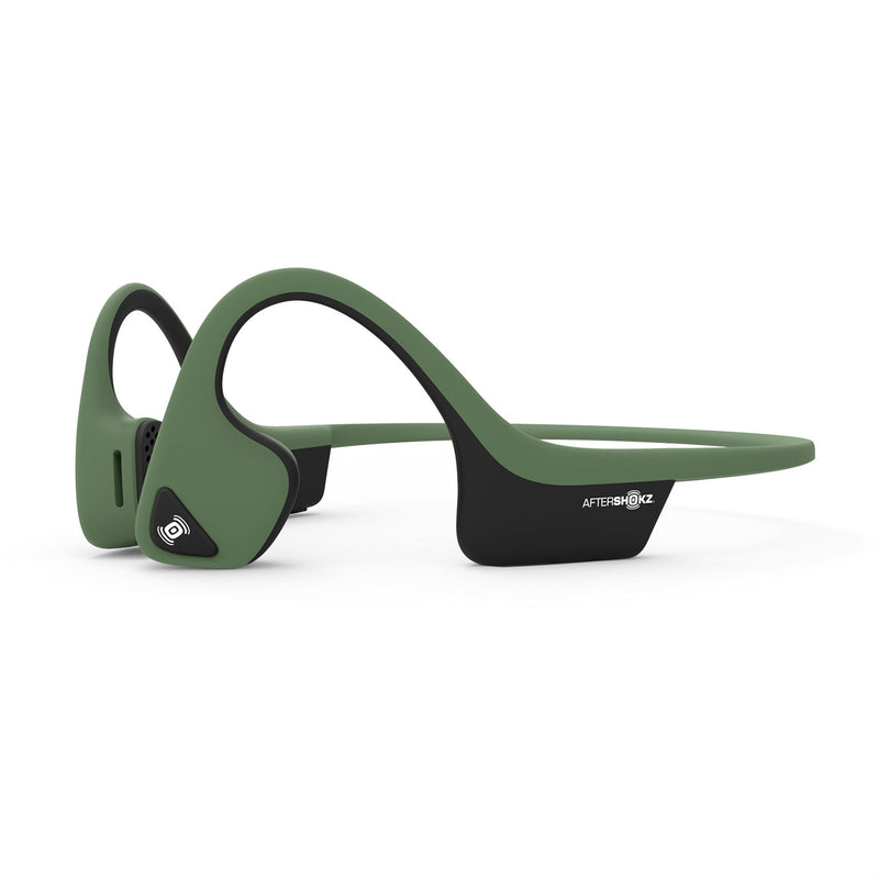 Aftershokz Trekz Air Headphone (Forest Green)