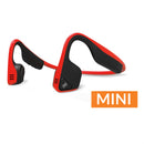 Aftershokz Trekz Titanium Mini Bluetooth 4.1 Headphone (Red)