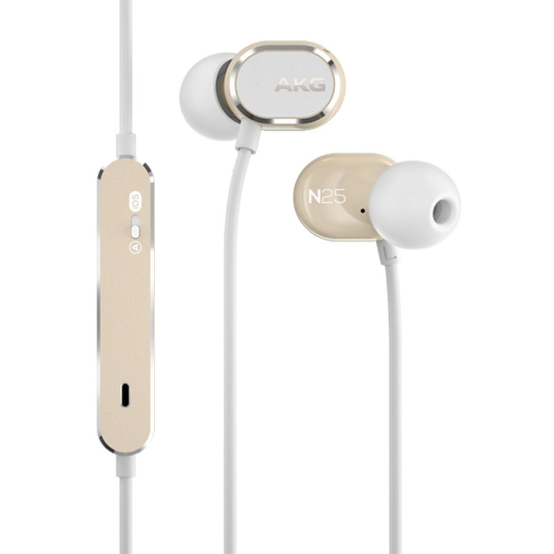 AKG N25 Headphones (Beige)