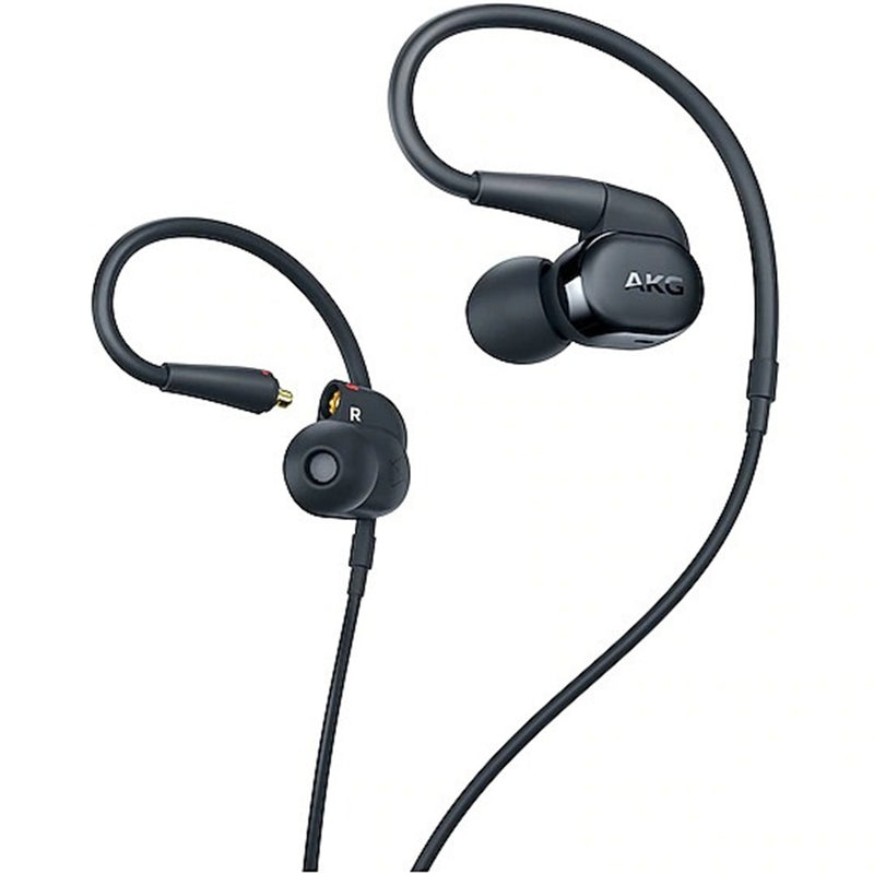 AKG N30 Headphones (Black)