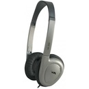 Cyber Acoustics HE-200 Supra-aural Deluxe Stereo Headphones
