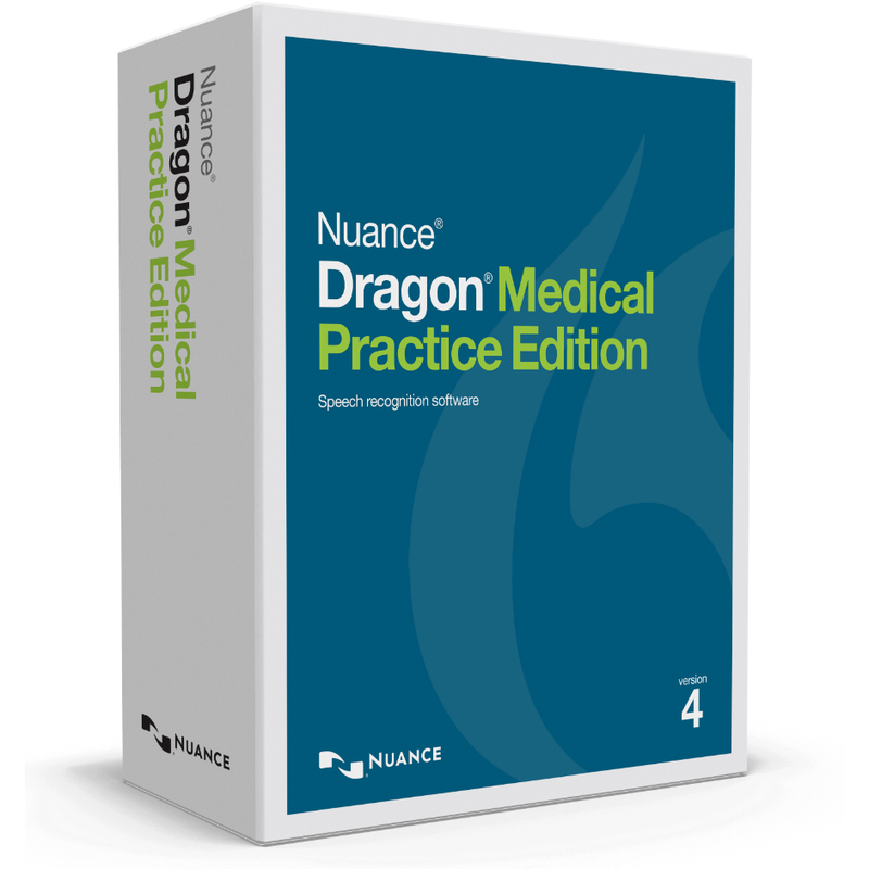 Nuance Dragon Medical Practice Edition 4 (French) - Download