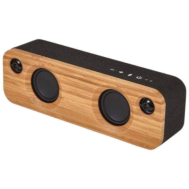 House of Marley Get Together Mini Portable Bluetooth Speaker (Signature Black)