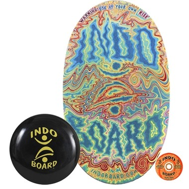 Indo Board Original FLO GF Balance Board (Electric Energy)