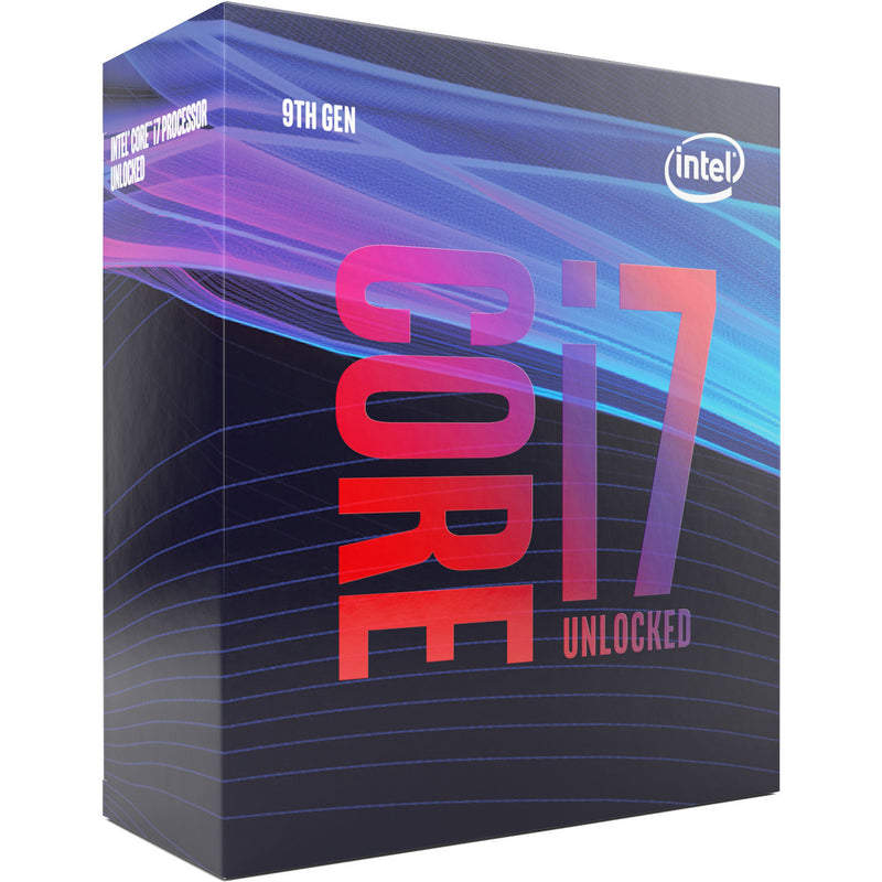 Intel Core i7-9700K Coffee Lake Core 8-Core 4.9 GHz LGA 1151 95W Processor
