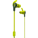 Monster iSport Achieve Wired In-Ear Headphones with Microphone (Green)