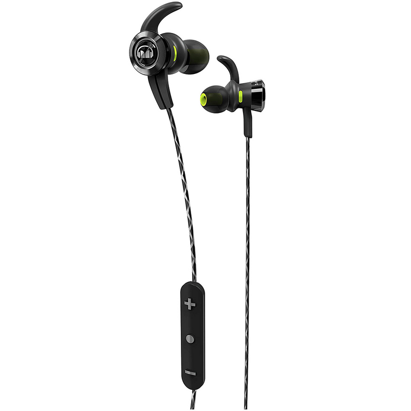 Monster iSport Victory In-Ear Wireless Headphones (Black)