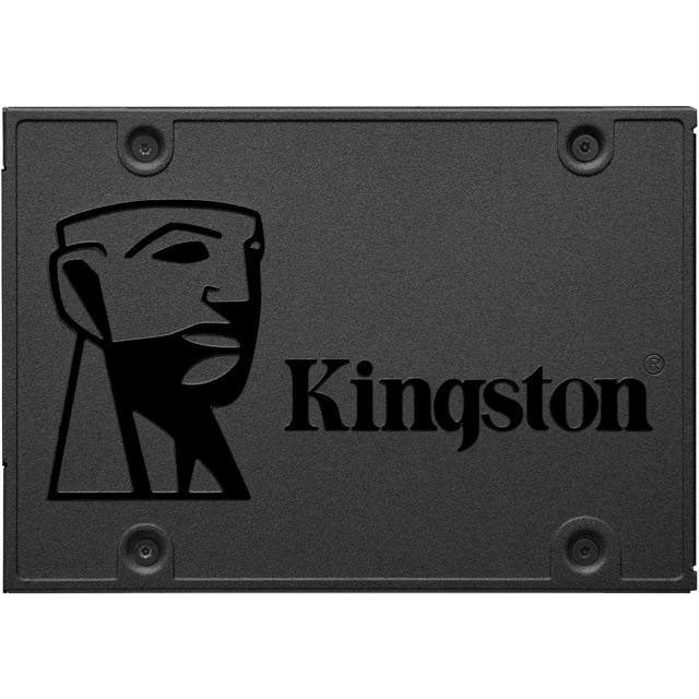 "Kingston A400 2.5"" 480GB SATA III Internal SSD"