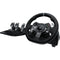 Logitech G920 Driving Force Racing Wheel for XBox (Black)