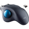 Logitech M570 Wireless Trackball Mouse (Black)