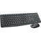 Logitech MK235 Wireless Keyboard and Mouse Combo - English