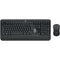 Logitech MK540 Wireless Keyboard and Mouse Combo - French