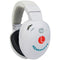 Lucid Audio Infant Hearmuffs Soothe Birth to 4 Years Adjustable Headphones (White)