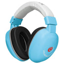 Lucid Audio Infant Hearmuffs Birth to 4 Years Adjustable Headphones (Pastel Blue)
