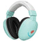 Lucid Audio Infant Hearmuffs Birth to 4 Years Adjustable Headphones (Spa Green)