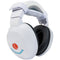 Lucid Audio Kids Hearmuffs 4 to 10 Years Adjustable Headphones (White)