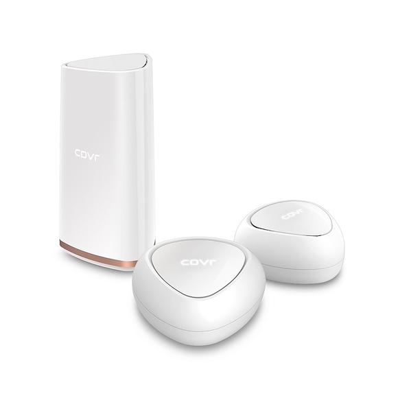 D-Link COVR-R2203 PowrZone Tri-Band Whole Home Mesh Wi-Fi System