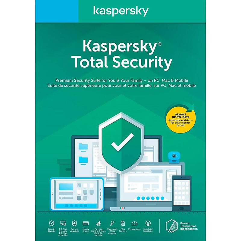 Kaspersky Total Security - Download