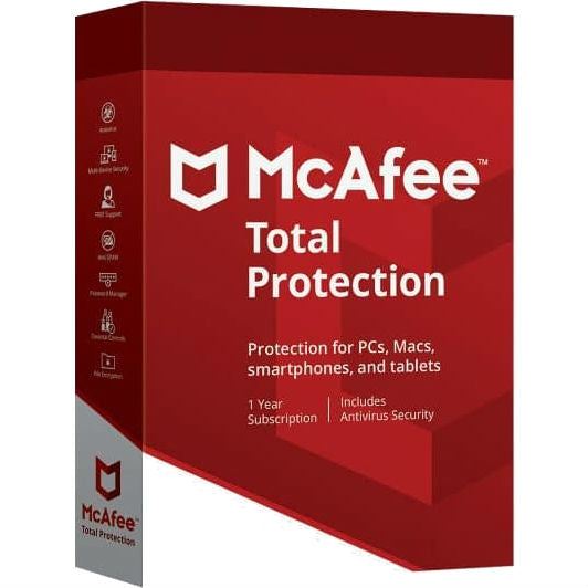 McAfee Total Protection - Download