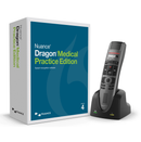 Nuance Dragon Medical Practice Edition 4 with SpeechMike Premium Air (Push Button) - Retail Box