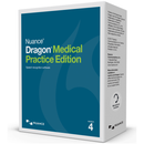 Nuance Dragon Medical Practice Edition 4 - Retail Box