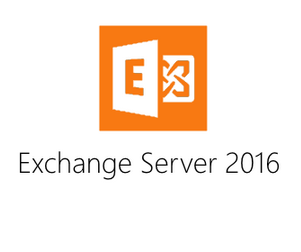 Microsoft Exchange Server 2016 1 User CAL - Open License